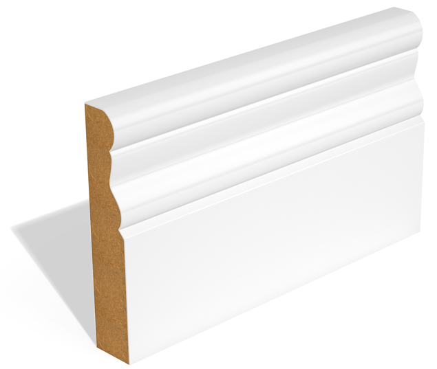 Moulded MDF Skirting and Architrave