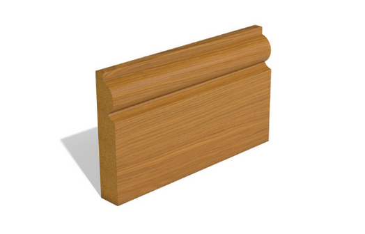 Torus SAM1440 Wrapped MDF Skirting and Architrave