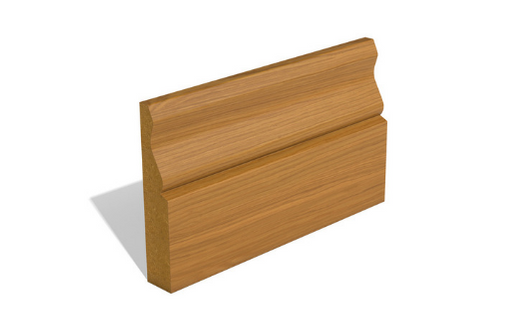 Ogee SAM1441 Wrapped MDF Skirting and Architrave