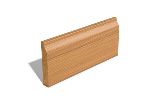 Ogee SAM1454 Wrapped MDF Skirting and Architrave
