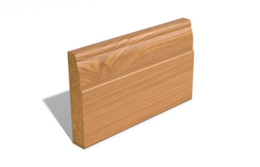 Ovolo SAM2011 Wrapped Skirting and Architrave
