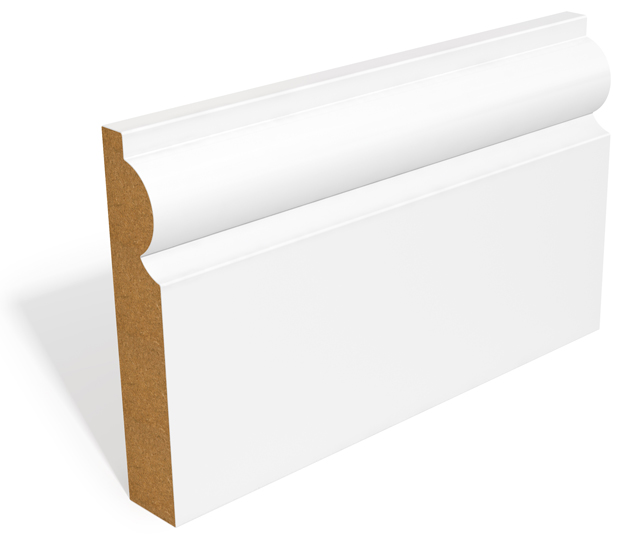 Torus MDF Skirting and Architrave
