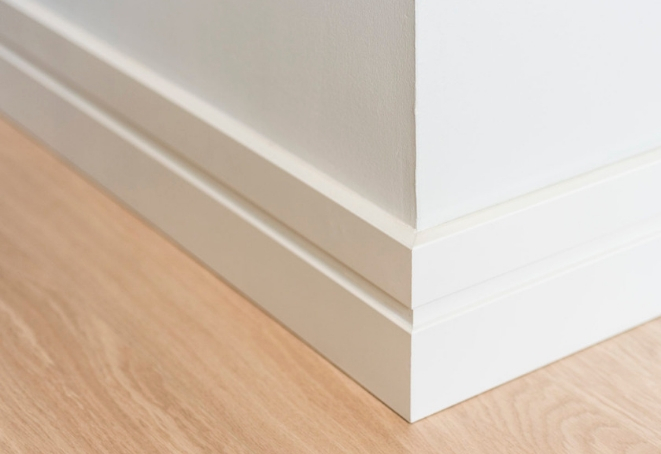 Fully Finished Skirting
