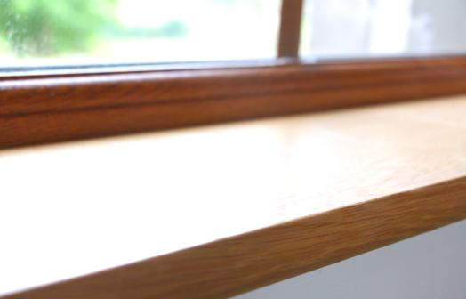 Wrapped Windowboard